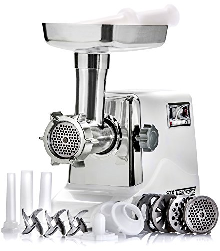 STX-3000-TF Turboforce 3 Speed Electric Meat Grinder