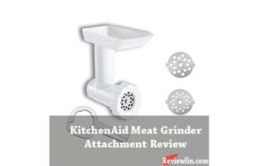 KitchenAid Meat Grinder Attachment