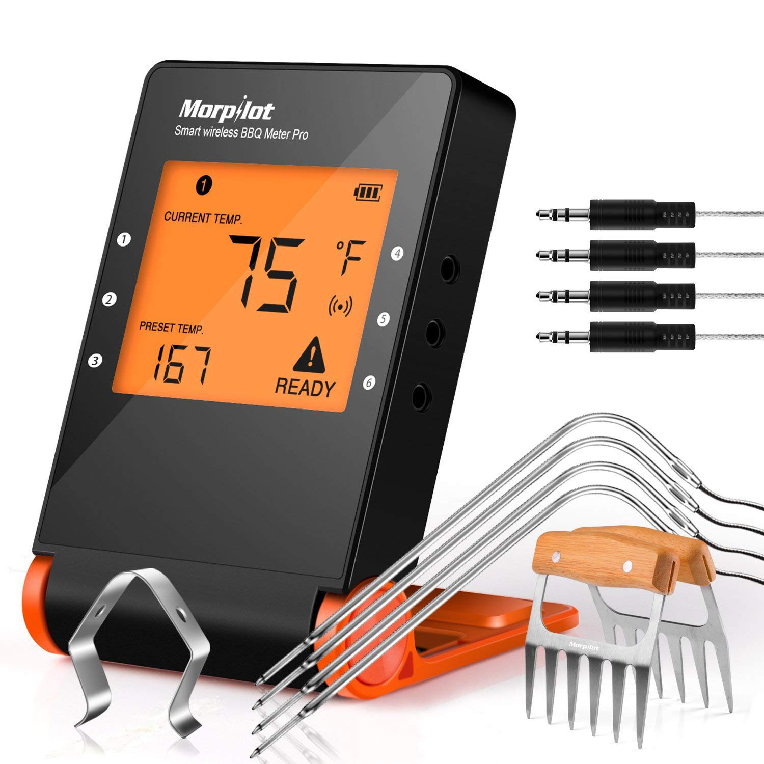 Morpilot Instant Read Wireless Thermometer