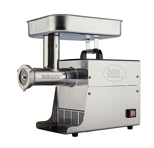 LEM Big Bite An Efficient Elcetric Meat Mincer