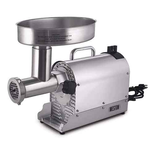 Weston Pro Series 22 Electric Meat Grinder
