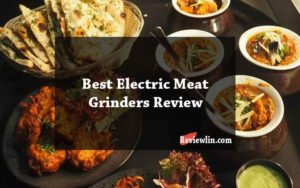 best electric meat grinder review