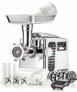 STX Electric Meat Grinder - Size #12