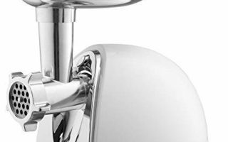 2. Gourmia GMG525 Electric Meat Grinder
