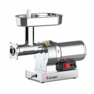 KITCHENER Heavy Duty Commercial Grade Electric Stainless Steel High HP Meat Grinder