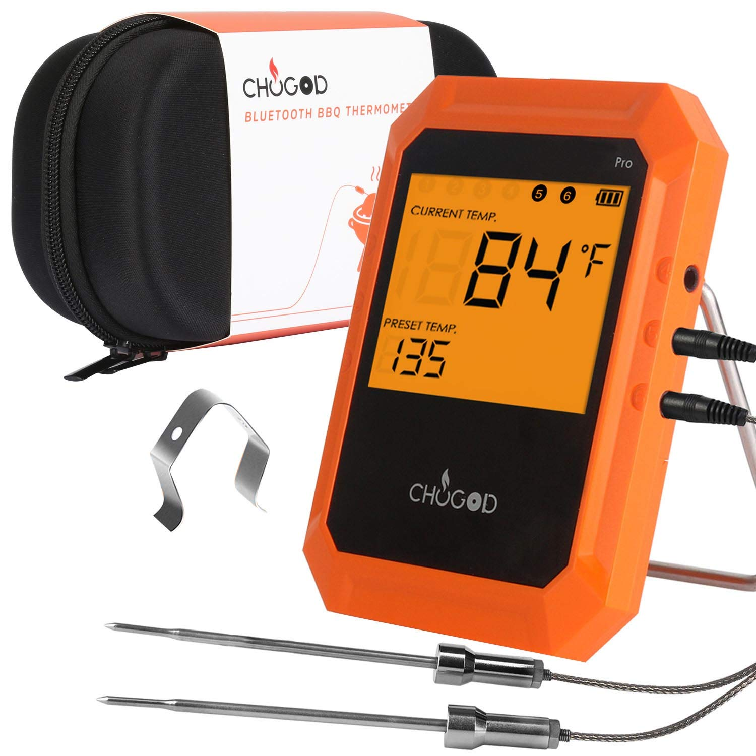 BBQ Meat Thermometer