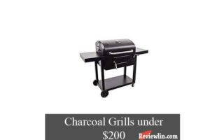 Charcoal Grills under $200